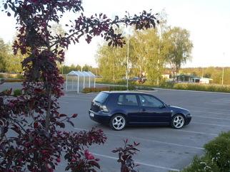 VW GTI 20vT , 1999