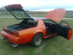 Pontiac Firebird , 1987