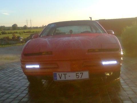 Pontiac , LED dienas gaitas lampas