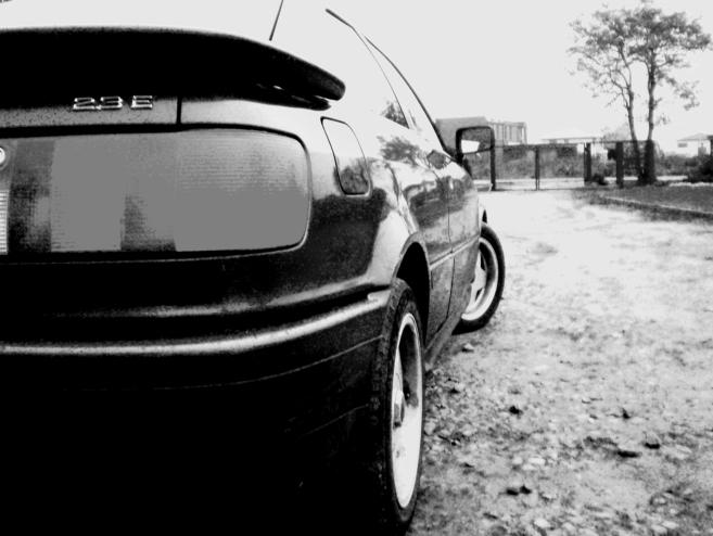 Audi Coupe 2.3 E, 1990