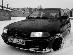 Opel Astra , 2009