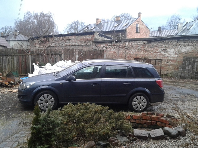 Opel Astra Station Wagon, 2009