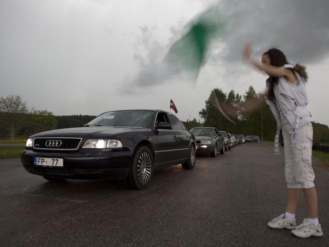 Audi A8 Quattro, 1997