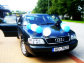Audi A6 Labs ērts ekanomisks, 1995