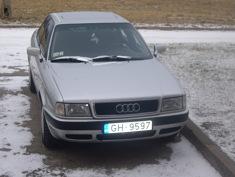 Audi 80 Vienkārši labs auto., 1995
