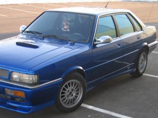 Audi NO QUATTRO , 1986