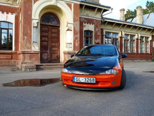 Opel Tigra neStock, 1995