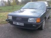Audi 100 Skaistulis Cigārs., 1986