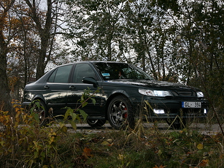 SAAB 9-5 hirsch performance, 1999
