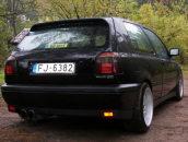 VW Golf 3 GTI, 1994