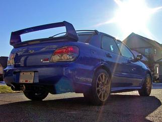 Subaru wrx sti , 2006