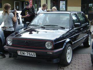 VW mkII , 1991
