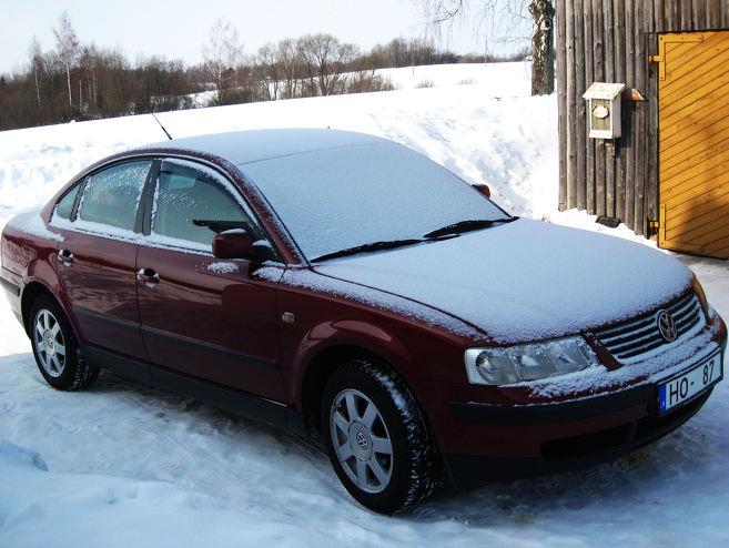 VW Passat , 2000