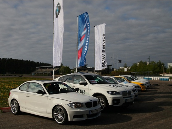 BMW 135 Performance, 2009