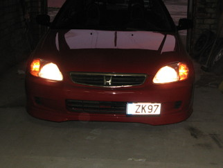 Honda EJ9 1.4i , 1997