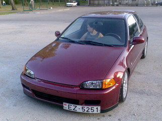 Honda Civic 1.5 D15b7, 1991