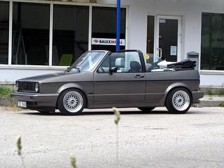 VW MK1 Cabrio , 1990