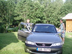 Opel Vectra , 1996