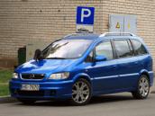 Opel Zafira A OPC, 2004