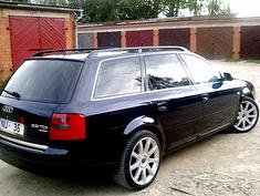Audi A6 Avant Quattro, 2000