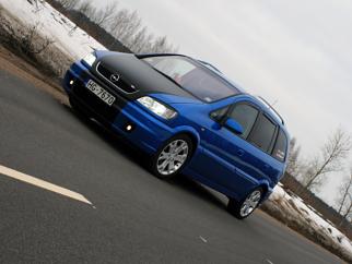 Opel A OPC , 2004