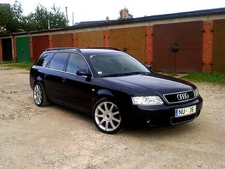 Audi Avant Quattro , 2000