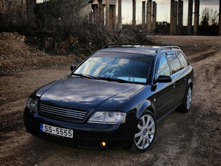 Audi  , 1999