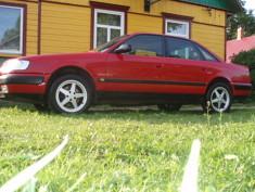 Audi 100 quattro 2.6 V6, 1992