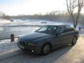 BMW 525 Amerikānis, 2002