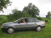Audi 80 , 1993