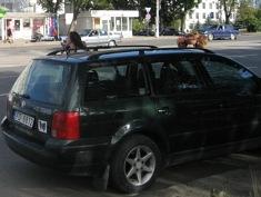 VW Passat Variant B5, 1998