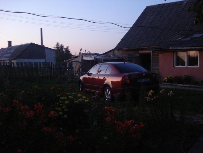 Škoda Octavia , 2007