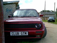 VW Golf , 1991
