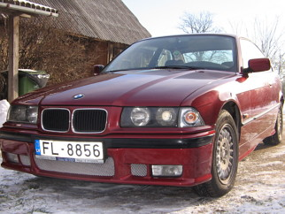 BMW is e36 , 1993