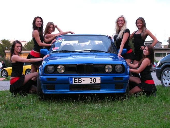 BMW 320 V8 4.0 l, 1988