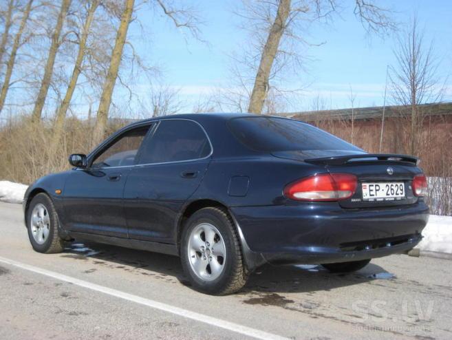 Mazda Xedos 6, 1993