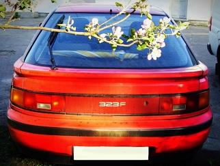 Mazda 1.6 16V , 1991
