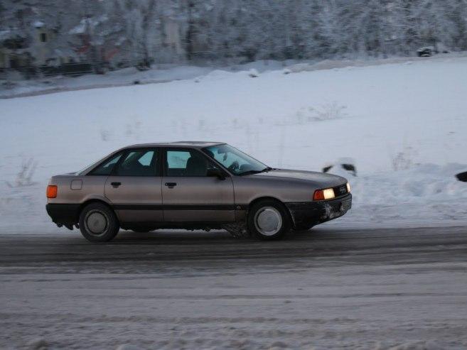 Audi 80 , 1983