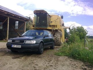Audi C4 , 1992