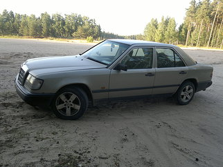 Mercedes-Benz D w124 , 1989