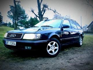 Audi C4 šobrīd , 1994