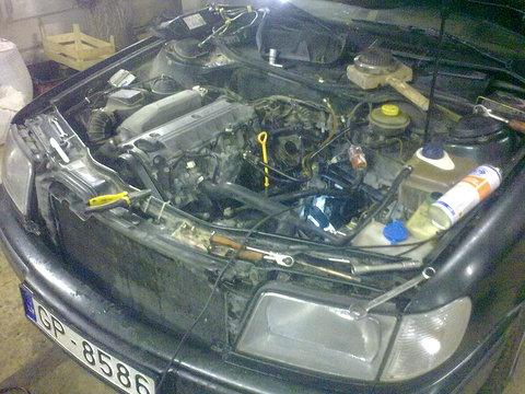 Audi 100 C4, Degvielas sūknis