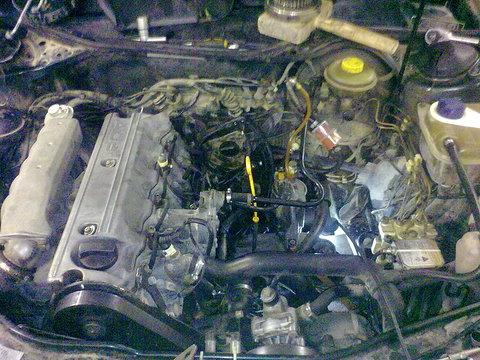Audi C4, Degvielas sūknis