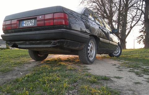 Audi 200 2.1 T, Defekts kļūst par efektu