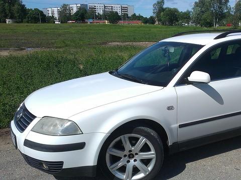 VW Passat LV Patriots, Pulēšana