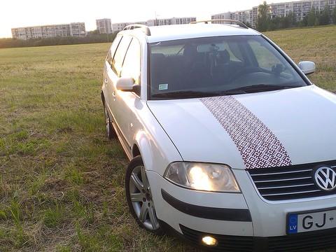 VW LV Patriots, Kļūst par PATRIOTU