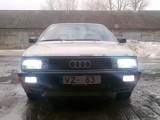 Audi TDI quattro , 1989