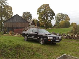 Audi 200 TDI quattro, 1989