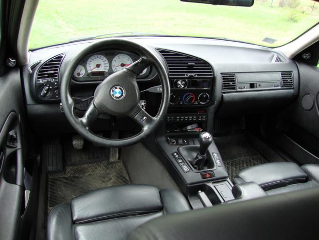 BMW 320 I vanos-E36, 1993