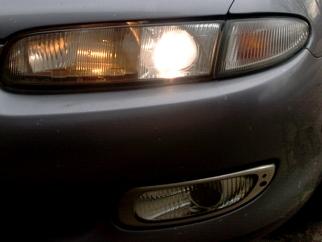 Mazda 6 V6 24v 144 hp , 1992